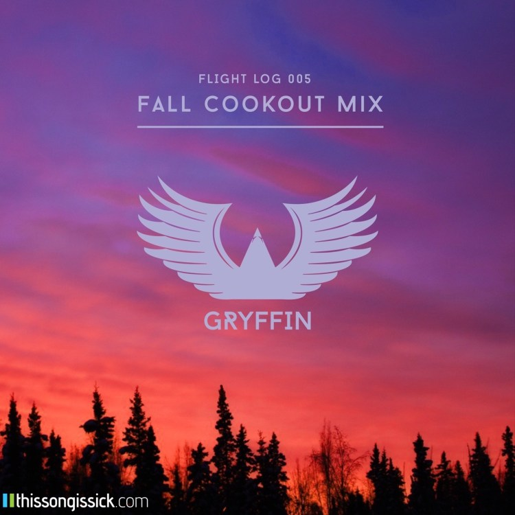 Gryffin Flight Log 5 Mix