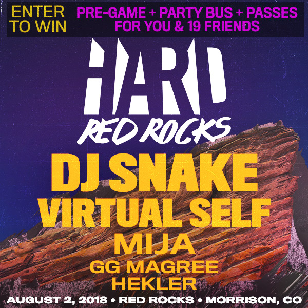 Hard Red Rocks contest