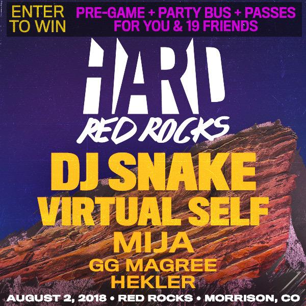 Hard Red Rocks contest
