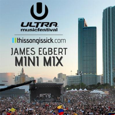James Egbert Ultra TSIS Mix : Hour Long BANGER Electro House Mix [TSIS EXCLUSIVE]