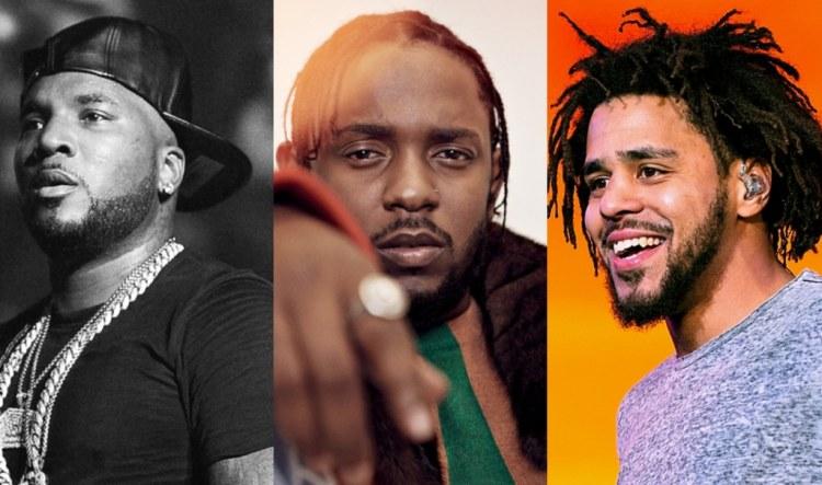 Jeezy Kendrick J Cole