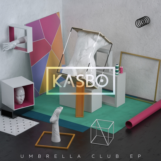 Kasbo - Umbrella Club EP : Must Hear 5 Song Electronic Project [Free Download]