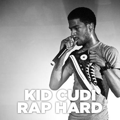 Kid Cudi - Rap Hard (Mixtape) : Unreleased Kid Cudi Mixtape - This