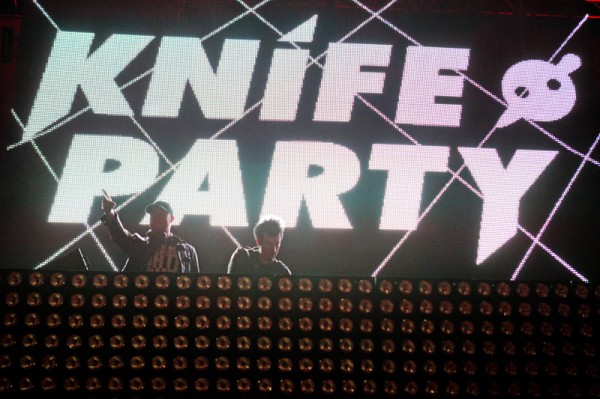 """Knife Party Venture Into Trap On New Single """"Boss Mode"""""""