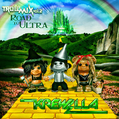 Krewella - Troll Mix Vol. 2 Road to Ultra : Huge 60 Minute Mix