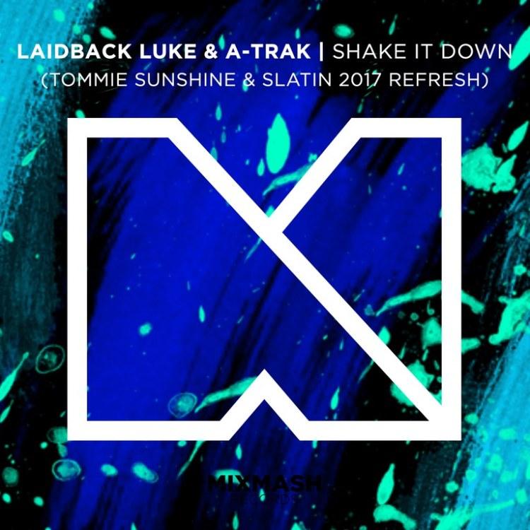 Ladiback Luke A Track Tommie Sunshine Slatin