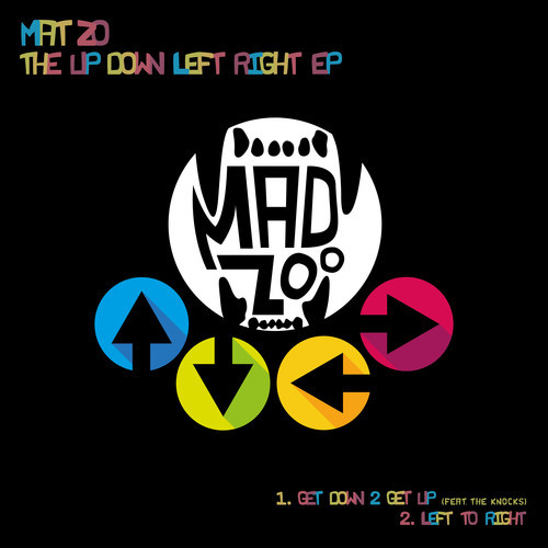 """Mat Zo Releases Free """"The Up Down Left Right"""" EP On His Own New Record Label [Free Download]"""