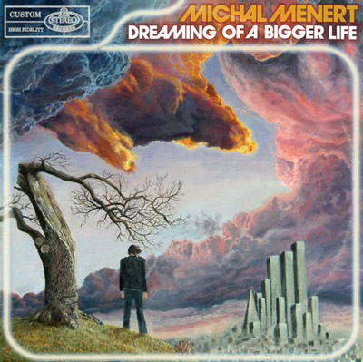 Michal Menert - Dreaming of A Bigger Life: Very Well Done Chill Electronic Album from Pretty Lights Music Artist