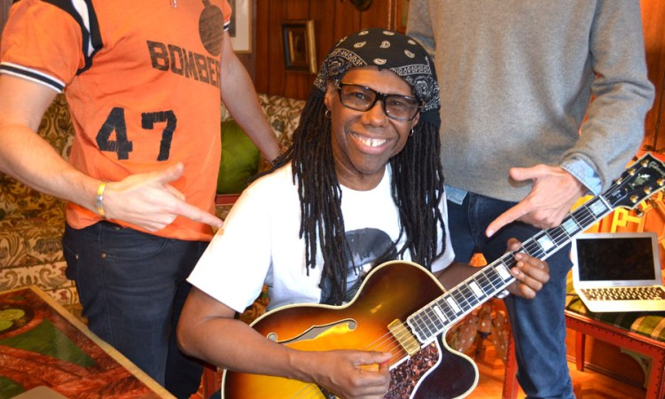 Nile Rodgers talking on Daft Punk New Album 'Random Access Memories' for  The Collaborators Documentary Episode 3
