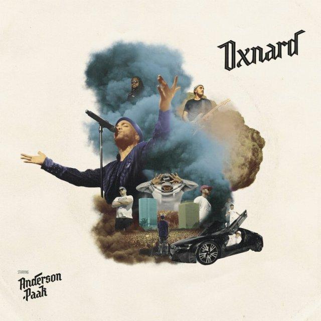 oxnard album art
