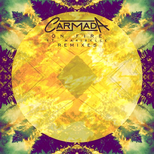 [PREMIERE] Carmada - On Fire Ft. Maribelle (Naderi Remix) : Future Bass / Trap