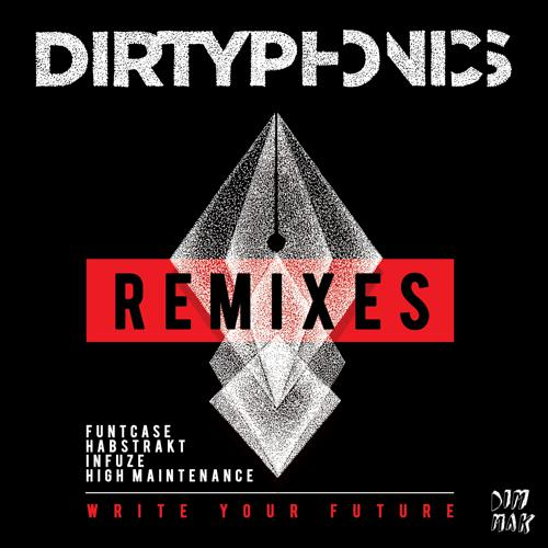 [PREMIERE] Dirtyphonics & UZ ft. Trinidad Jame$ - Hustle Hard (Habstrakt Remix) : Bass Fueled Future House