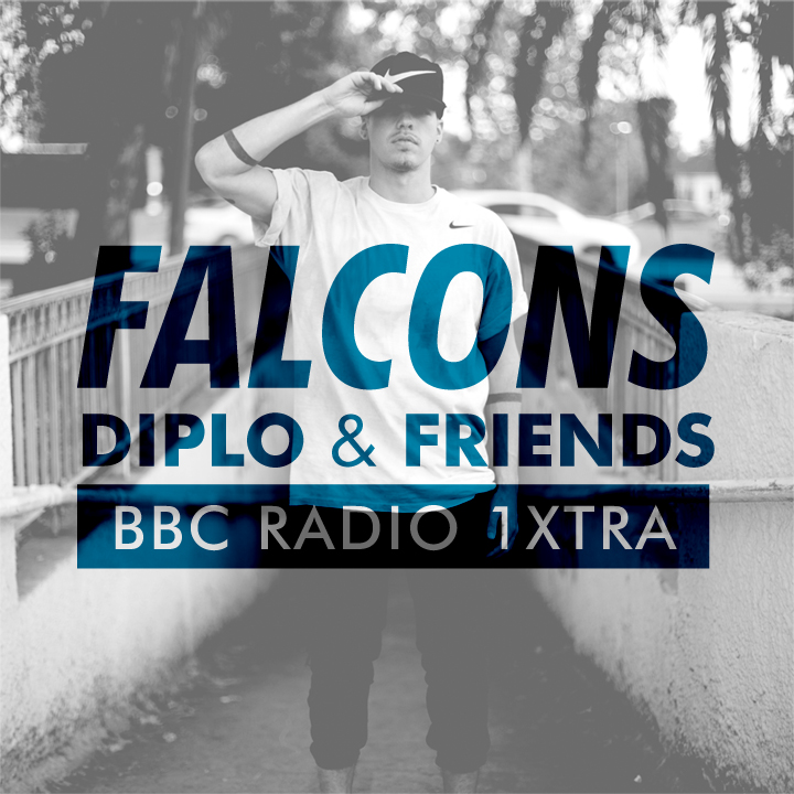 [PREMIERE] Falcons - Diplo and Friends Mix : Must Hear Chill Trap Hip-Hop Mix Filled With Unreleased Music [Free Download]