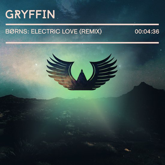 """[PREMiERE] Gryffin Releases New Remix Of BORNS' """"Electric Love"""" & Announces First Live Tour"""