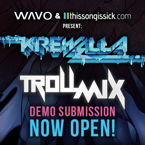 [PREMIERE] Krewella Launches Monthly Contest to Feature New Artists In Their Trollmix