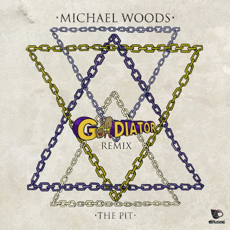 [PREMIERE] Michael Woods – 'The Pit' Gets a Monster Trap / Electro Remix from gLAdiator [Limited Free Download]