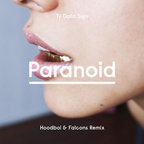 [PREMIERE] Paranoid (DJ Hoodboi & Falcons Remix) - Ty Dolla $ign : Jersey Club / House [Free Download]
