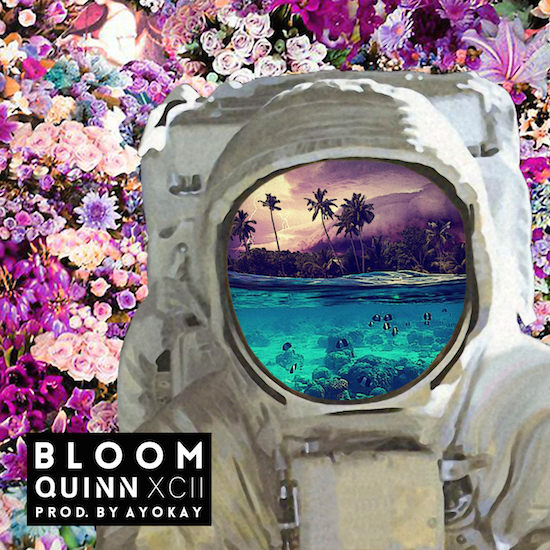 [PREMIERE] Quinn XCII - Bloom EP : Must Hear 7 Track Electronic Fueled Hip-Hop Project [Free Download]