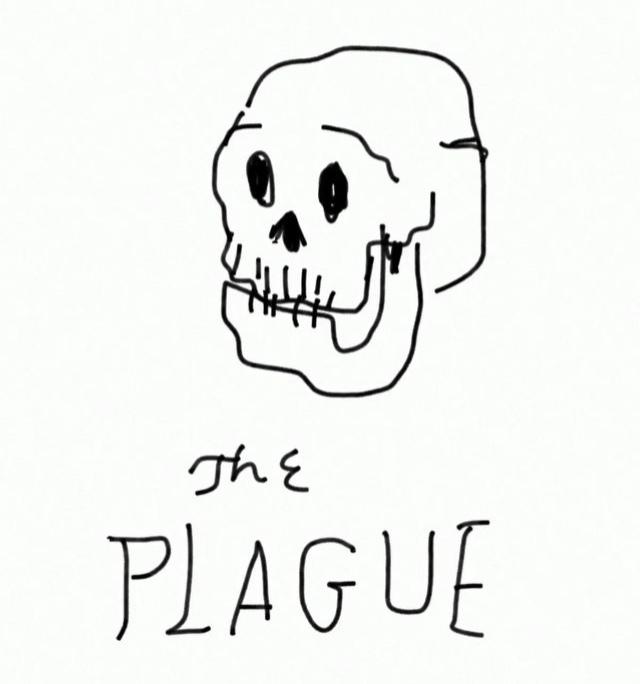 Rickyxsan Graves The Plague