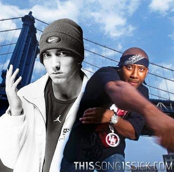 Same Beat Controversy: Brand New Eminem & Maino