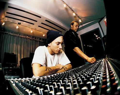 Sick New Bonus Eminem Track Produced by Dr. Dre - Ridaz