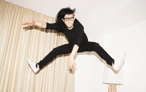 Skrillex Asks Fans To Help Him Finish New Track