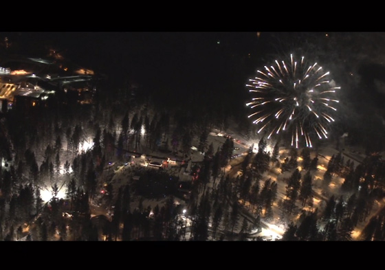 SnowGlobe 2012 - 2013 Music Festival Official Recap Video : Snow Festival Feat. Deadmau5