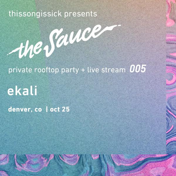 The Sauce 005 Ekali
