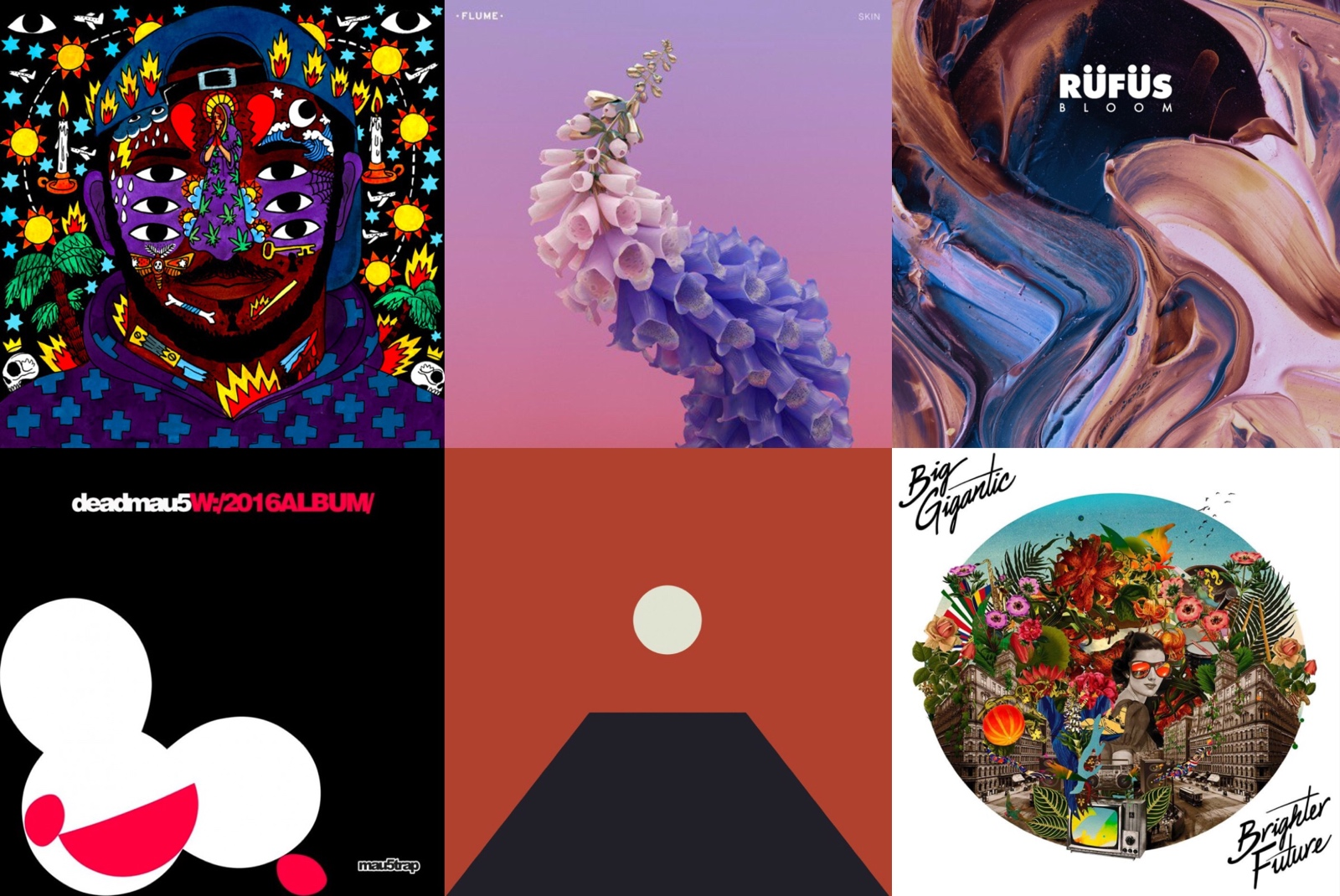 ThisSongIsSick's Top 20 Electronic Albums Of 2016