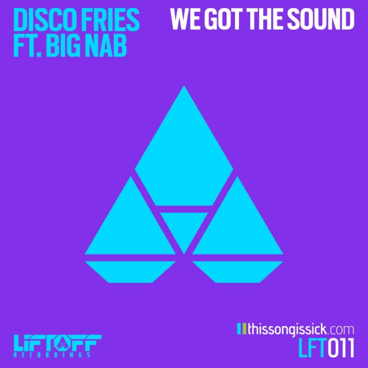 "[TSIS PREMIERE]  Disco Fries Drop Off Electro House Anthem ""We Got The Sound"" Ft. Big Nab"