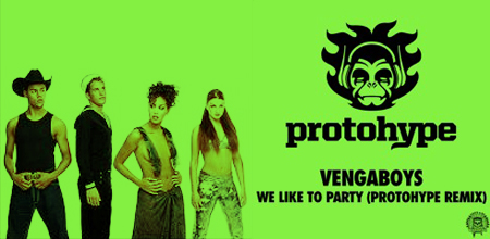 Venga Boys - We Like To Party (Protohype Remix) : Dubstep Remix of Party Classic