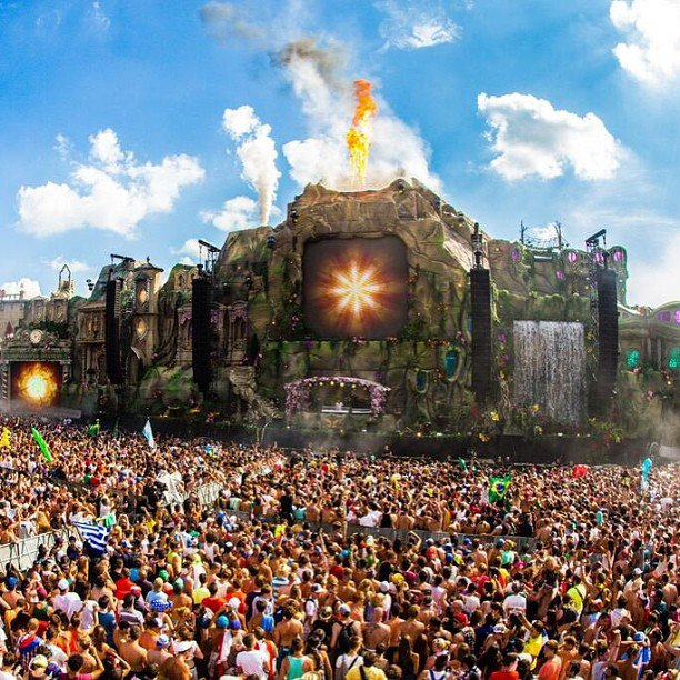 [WATCH NOW] TomorrowLand 2013 Live Video Streaming All Weekend