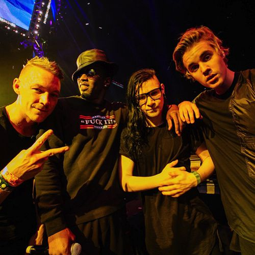 Watch Skrillex's Full Set From Ultra Music Festival 2015 Ft. Diplo