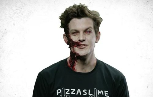 Watch Zombie Dillon Francis Eat People In New Music Video For All That