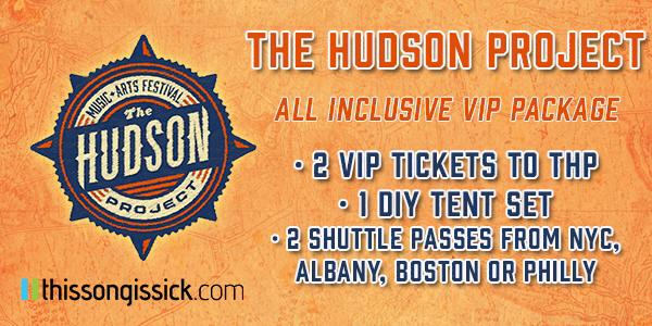 Win A VIP Experience To The First Ever Hudson Project In New York