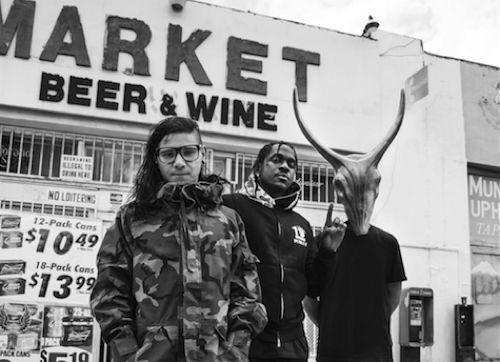 Yogi & Skrillex - Burial (Ft. Pusha T