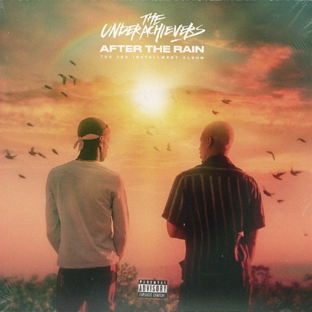 The underachievers after the rain