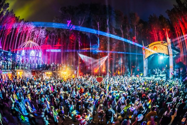 Electric forest Observatory