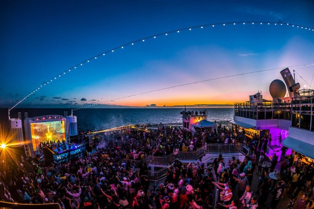 holy ship 2019 schedules