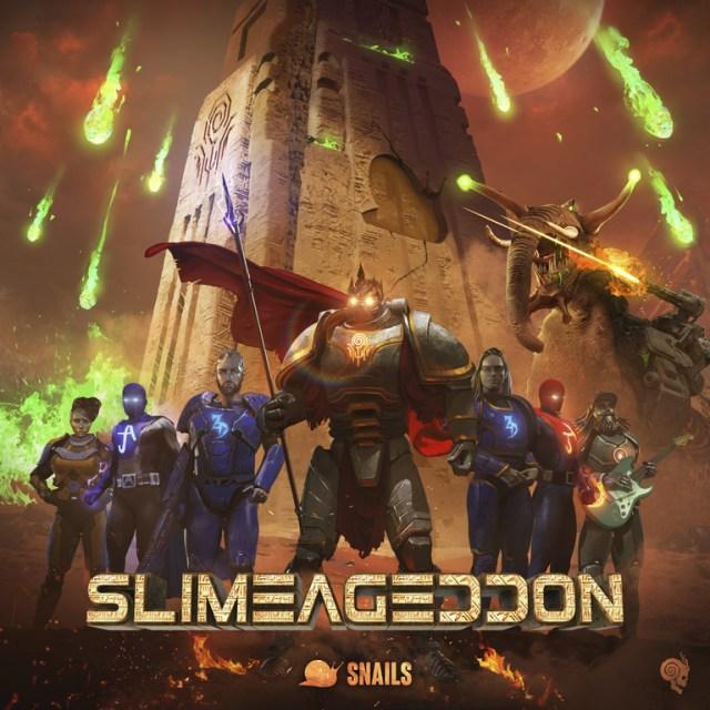 snails slimeageddon