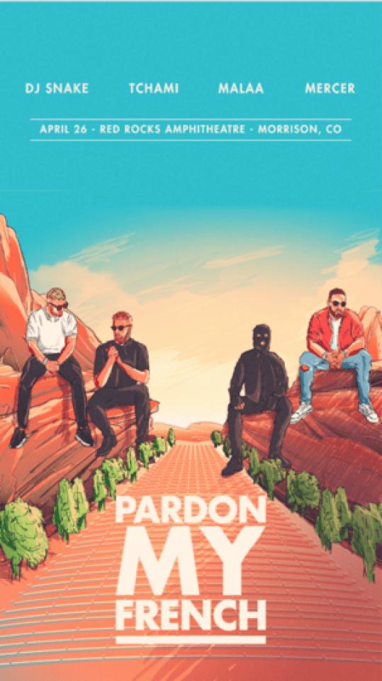 Pardon My French Red Rocks