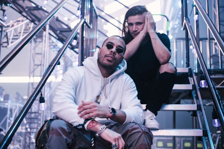 Skrillex & TroyBoi at Contact 2018