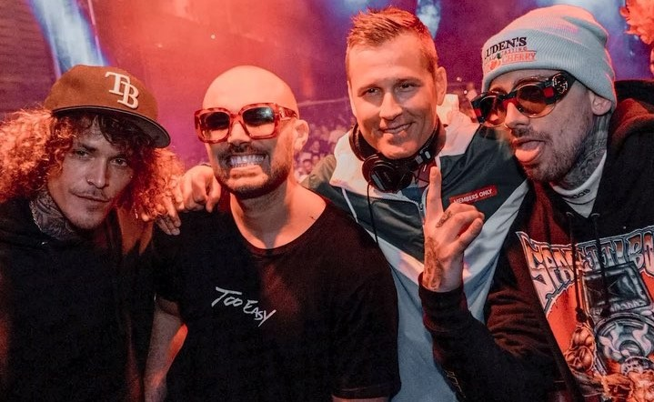 Cheat Codes x Kaskade