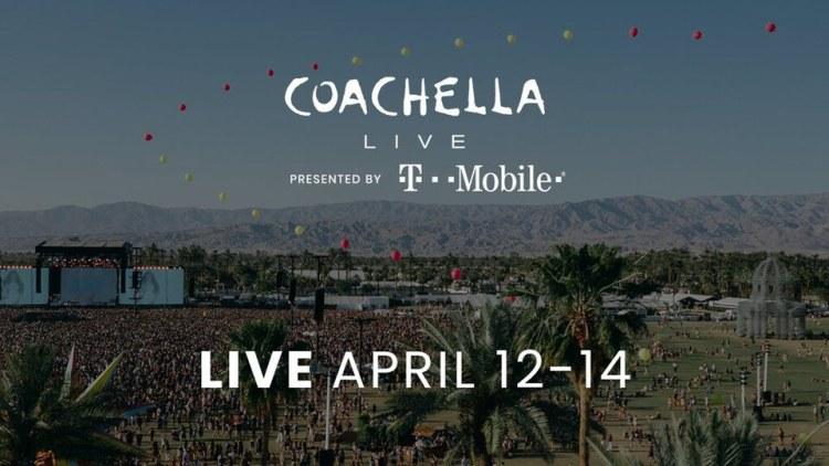 Coachella Live Banner