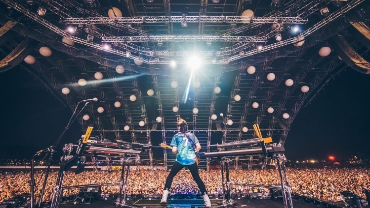 Gryffin Live Coachella 2019