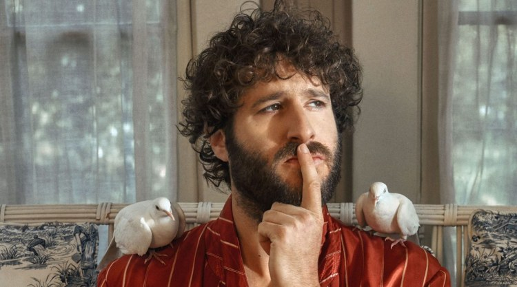 lil dicky sway in the morning