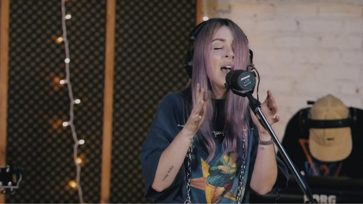 alison wonderland peace acoustic