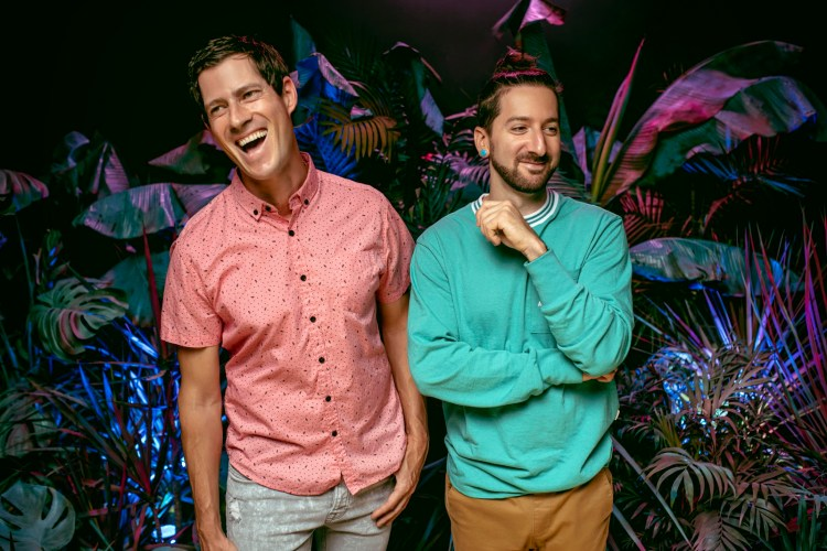 Big Gigantic - Friends Press
