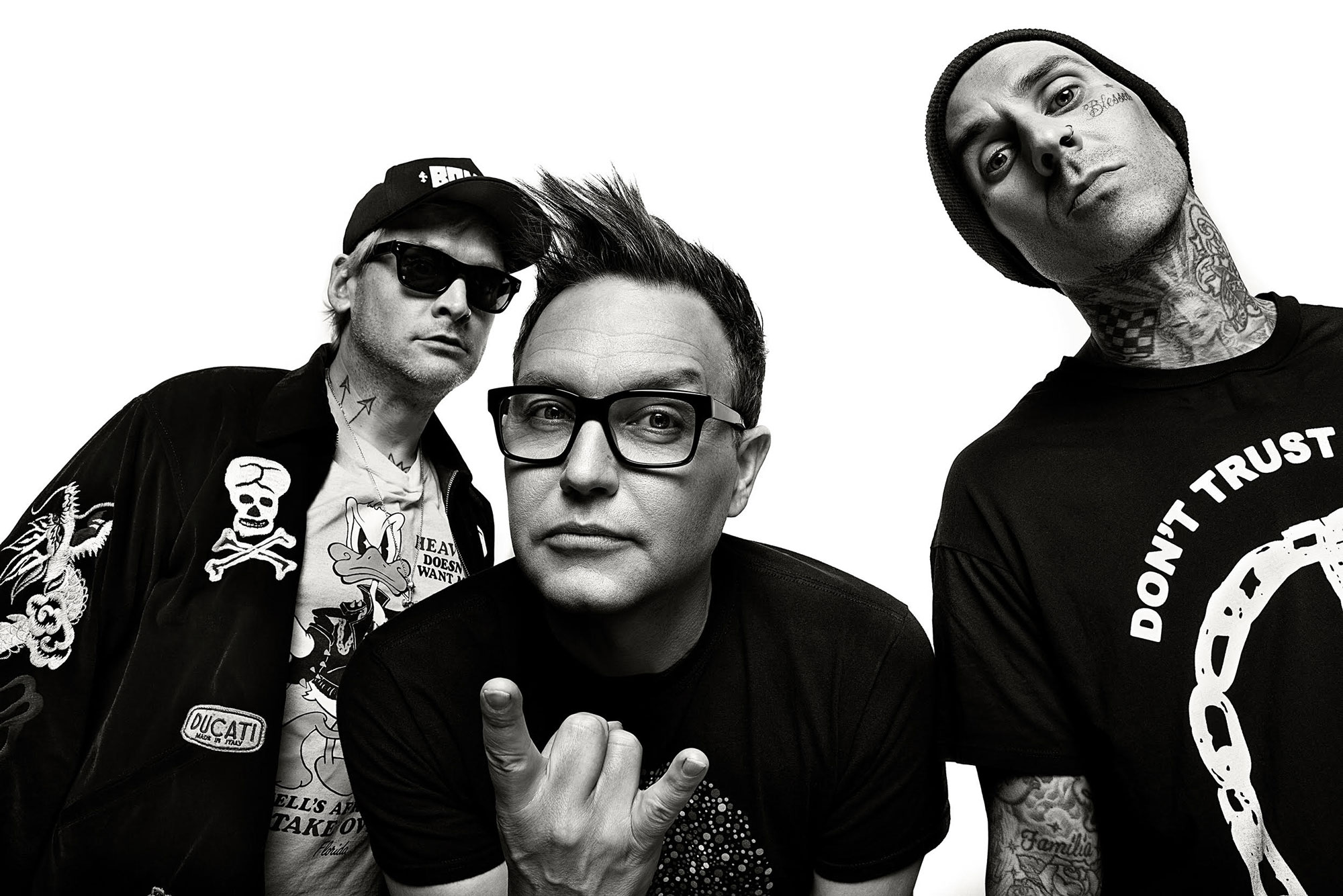 Blink-182 Are Back With New Album, 'NINE' - This Song Is Sick