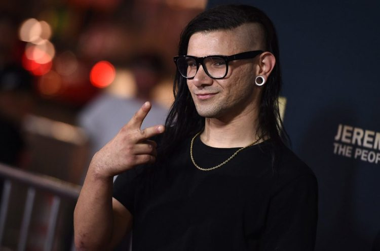 skrillex multiple albums